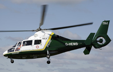 G-HEMS - PLM Dollar Group / PDG Helicopters Aerospatiale AS365 Dauphin II