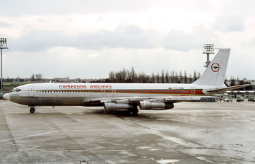 TJ-CAA - Cameroon Airlines Boeing 707