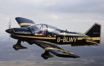 G-BLWY - Private Robin R2160