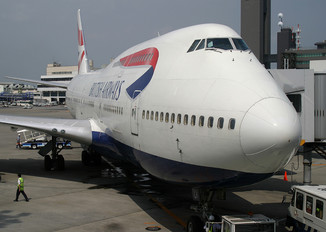 G-BNLI - British Airways Boeing 747-400