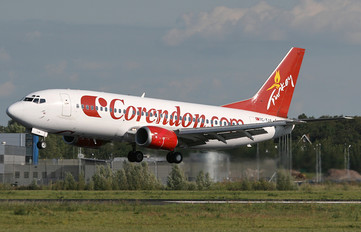 TC-TJA - Corendon Airlines Boeing 737-300
