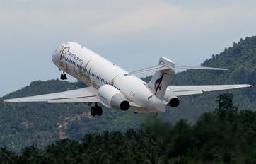 HS-PGO - Siem Reap Air Boeing 717