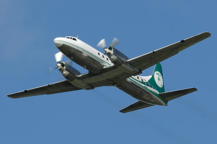 Air Chathams ZK-CIE aircraft at Auckland Intl