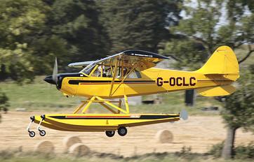 G-OCLC - Caledonian Seaplanes Aviat A-1 Husky