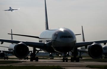 G-YMMI - British Airways Boeing 777-200