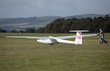 BGA3541 - Scottish Gliding Union PZL SZD-51 Junior