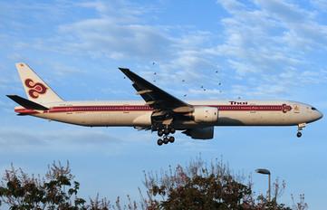 HS-TKB - Thai Airways Boeing 777-300