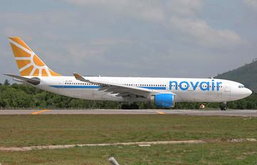 SE-RBF - Novair Airbus A330-200