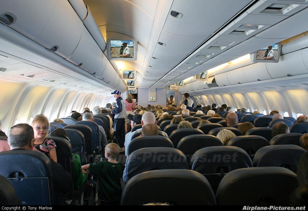 Thomson/Thomsonfly G-BYAB aircraft at In Flight - International