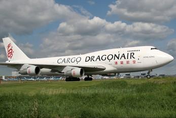 B-KAB - Dragonair Cargo Boeing 747-300F