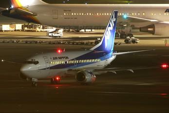 JA359K - ANA/ANK - Air Nippon Boeing 737-500