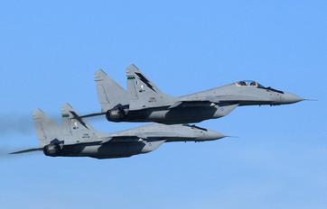 M43-13 - Malaysia - Air Force Mikoyan-Gurevich MiG-29N