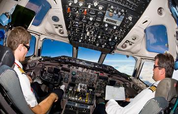 SE-DLV - FlyNordic McDonnell Douglas MD-83