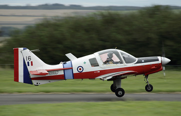 G-BZFN - Private Scottish Aviation Bulldog