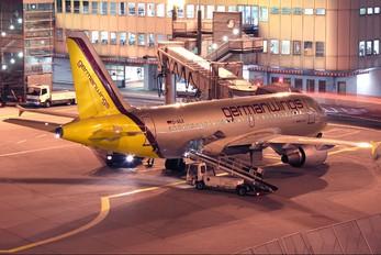 D-AILK - Germanwings Airbus A319