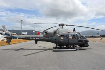 M502-1 - Malaysia - Navy Aerospatiale AS555 Fennec