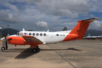 9M-JPD - Malaysia - Dept of Civil Aviation Beechcraft 200 King Air