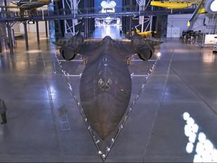 61-7972 - USA - Air Force Lockheed SR-71A Blackbird
