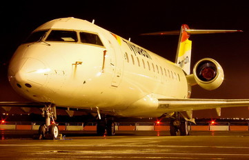 OE-LCH - Tyrolean Airways Canadair CL-600 CRJ-200