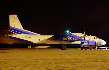 ER-AZR - Jet Line International Antonov An-26 (all models)