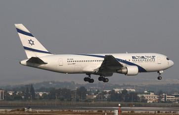 4X-EAA - El Al Israel Airlines Boeing 767-200