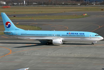 HL7717 - Korean Air Boeing 737-900