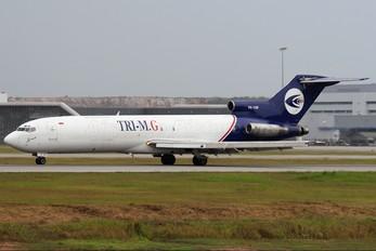 PK-YGR - Tri-MG Airlines Boeing 727-200F (Adv)