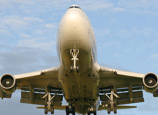 G-GSSB - Global Supply Systems Boeing 747-400F, ERF