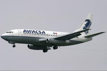 XA-TUK - Aviacsa Boeing 737-200