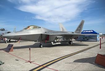 02-4040 - USA - Air Force Lockheed Martin F-22A Raptor