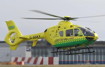 G-SSXX - Essex Air Ambulance Eurocopter EC135 (all models)