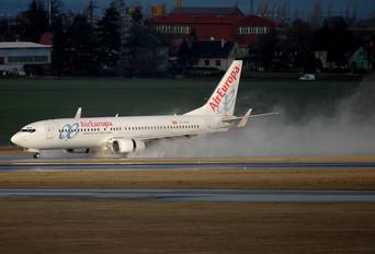 EC-HZS - Air Europa Boeing 737-800