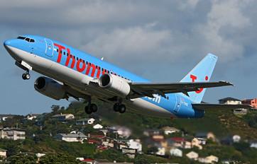 G-THOE - Thomson/Thomsonfly Boeing 737-300