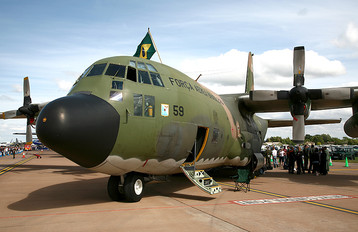2459 - Brazil - Air Force Lockheed C-130M Hercules