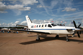 159 - France - Air Force Socata TBM 700