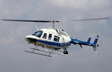 4X-BMH - Israel - Police Bell 206L Longranger