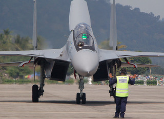 5205 - Malaysia - Air Force Sukhoi Su-30MKM