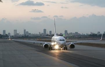 4X-EKP - El Al Israel Airlines Boeing 737-800