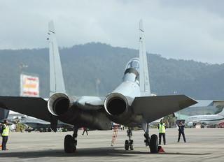 M52-02 - Malaysia - Air Force Sukhoi Su-30MKM