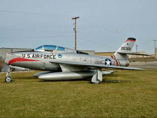 52-6368 - USA - Air Force Republic F-84F Thunderstreak