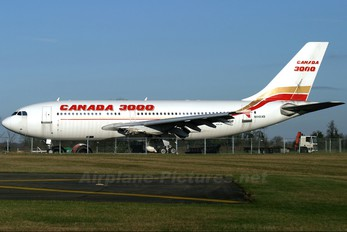 N440XS - Canada 3000 Airbus A310