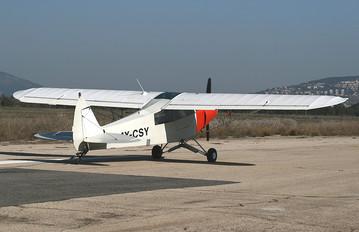 4X-CSY - Private Piper PA-18 Super Cub