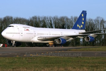 G-BDXE - Unknown Boeing 747-200