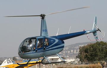 4X-BDM - Private Robinson R44 Astro / Raven