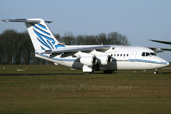 A2-ABF - Air Botswana British Aerospace BAe 146-100/Avro RJ70