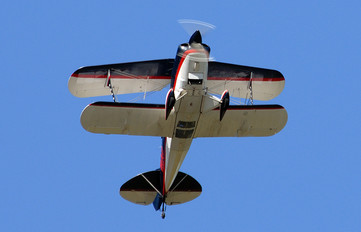 ZK-MAD - Private Pitts S-2B Special