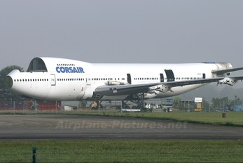 G-BDXF - Corsair / Corsair Intl Boeing 747-200
