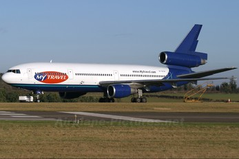 G-TDTW - MyTravel Airways McDonnell Douglas DC-10