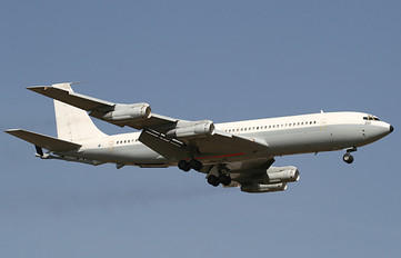 250 - Israel - Defence Force Boeing 707