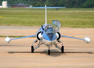 N104RB - Starfighters Demo Team Canadair CF-104 Starfighter